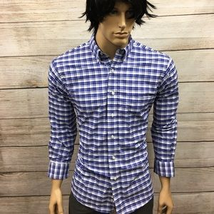 Men's Chaps RL Classic Fit Dress Shirt 16-16.5 L
